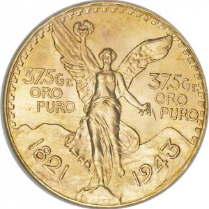 50 Pesos Mexico